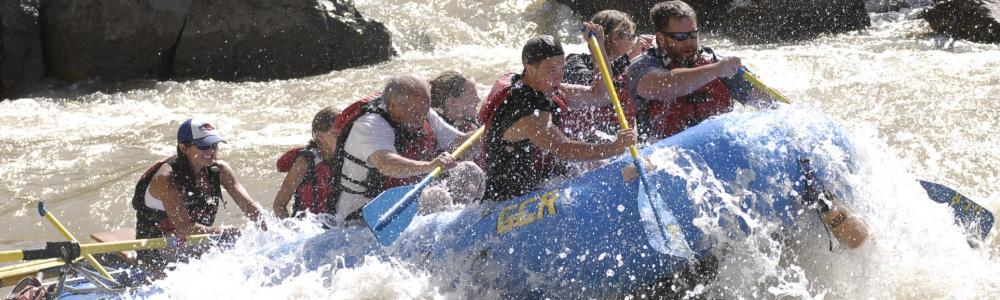 Glenwood Canyon Rafting, Inc., Glenwood Springs, Colorado