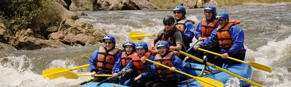 Noah's Ark Colorado Rafting, Buena Vista, Colorado