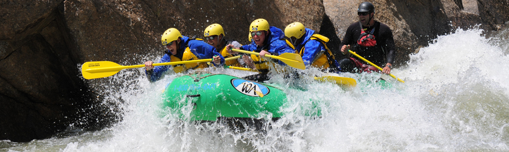 Wilderness Aware Rafting, Kremmling, Colorado