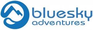 Blue Sky Adventures Inc. Logo